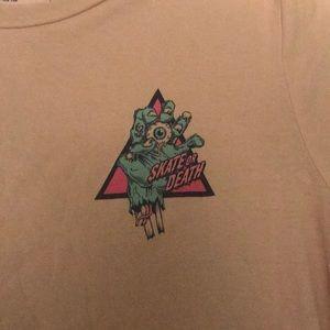 RARE skate tee shirt !